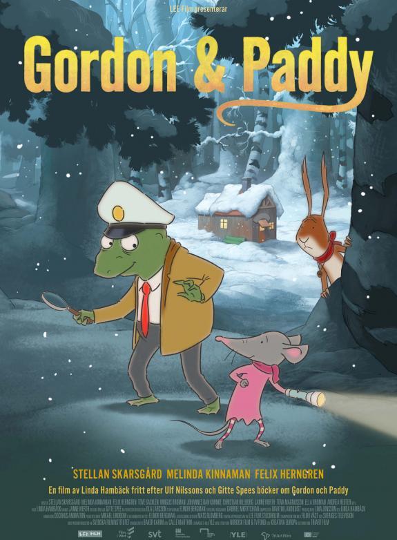 Gordon och Paddy poster