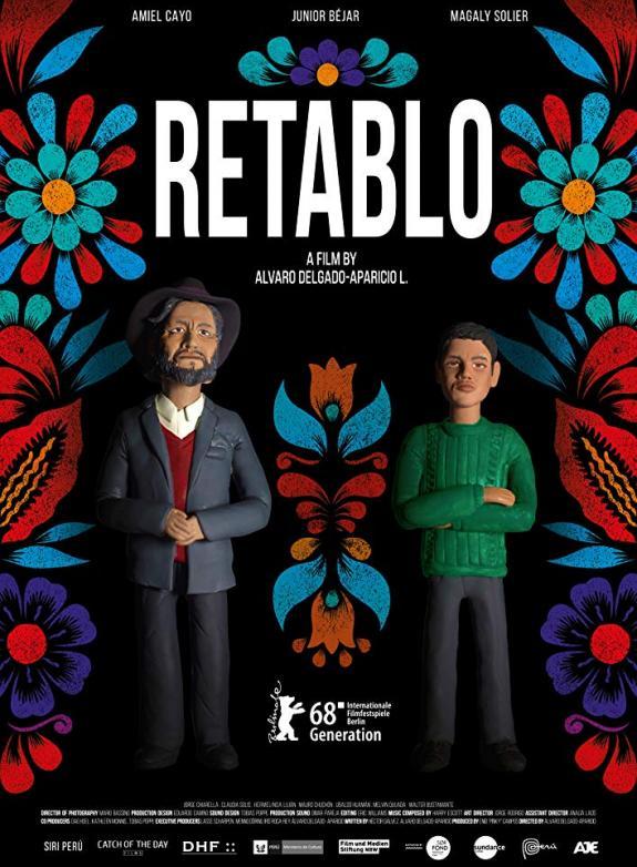 Altarskåp / Retablo poster