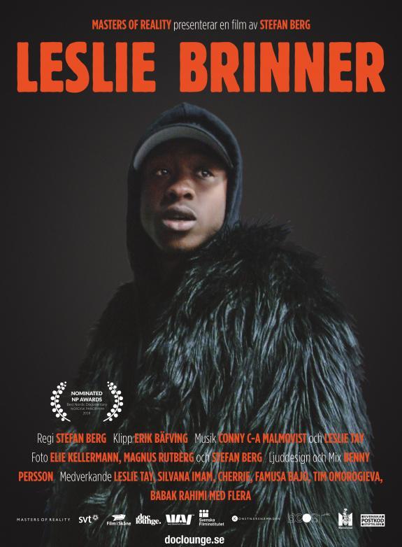 Leslie Brinner poster