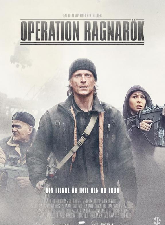 Operation Ragnarök poster