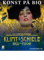 Klimt & Schiele - Eros och Psyche poster