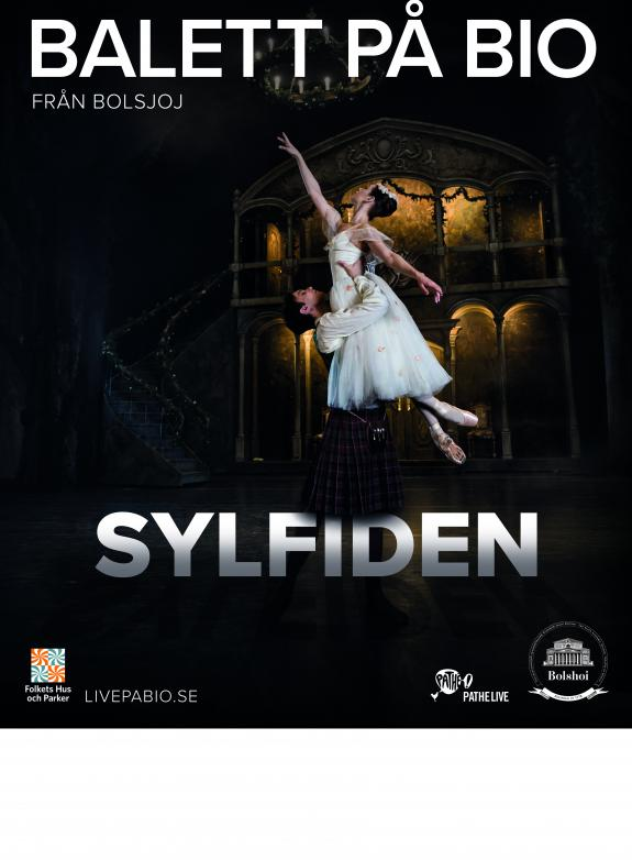 Sylfiden 2018 poster