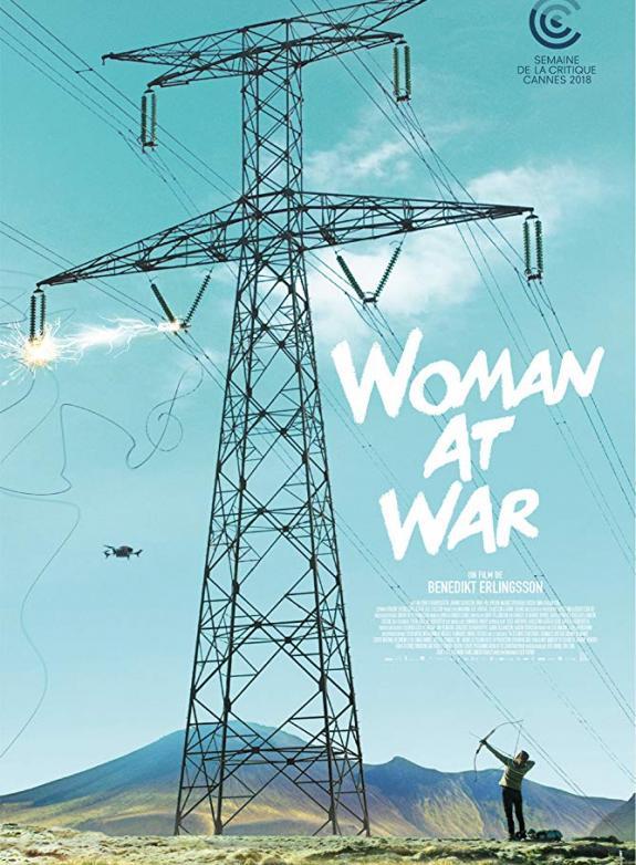 Woman at War poster