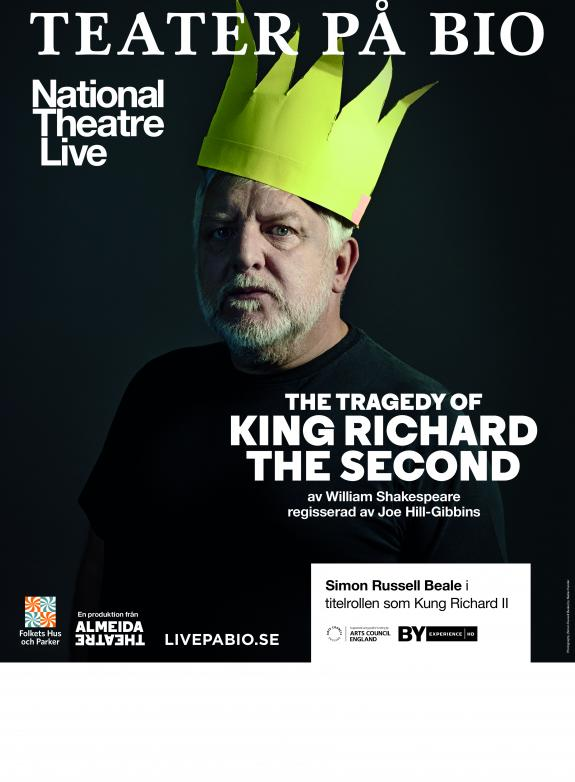 The Tragedy of King Richard the Second poster