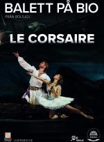 Le Corsaire poster