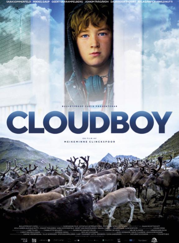 Cloudboy poster