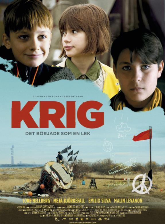 Krig poster