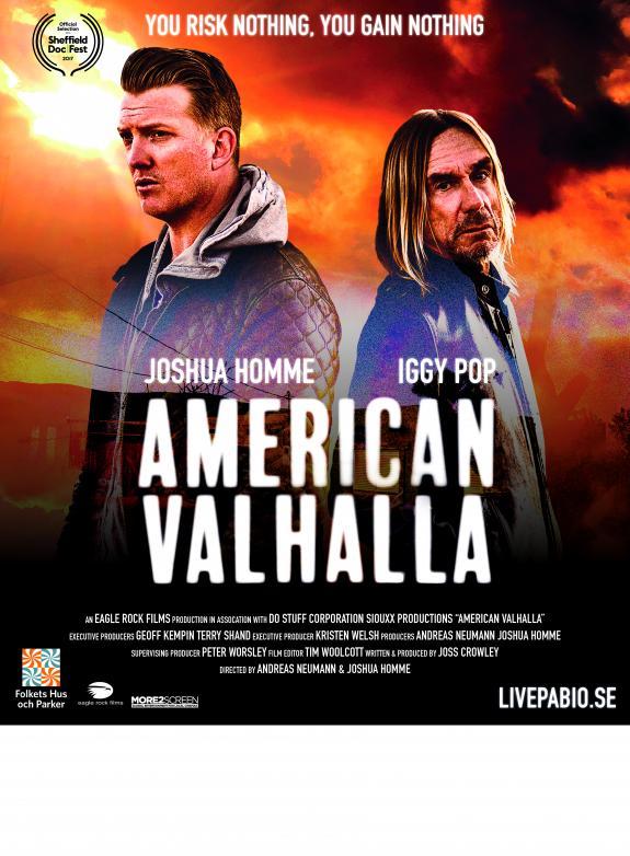 American Valhalla poster