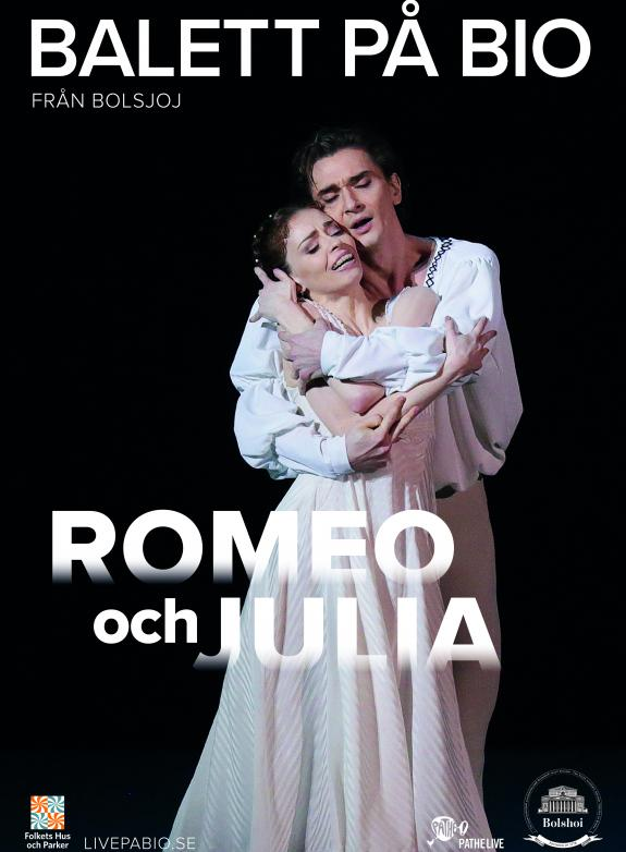 Romeo och Julia poster