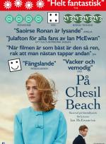På Chesil Beach poster