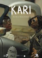 Kari - En allegori om världens tillstånd poster