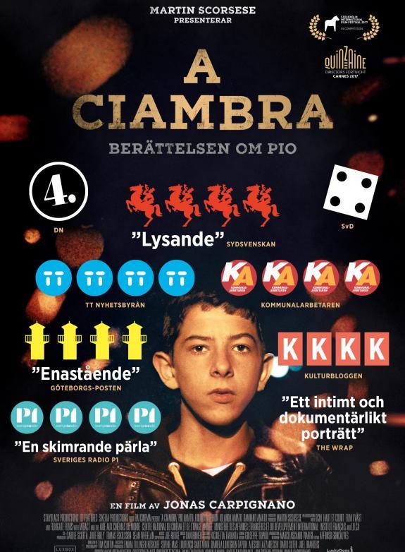 A Ciambra - Berättelsen om Pio poster