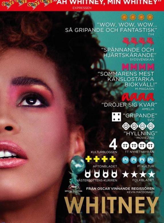 Whitney poster
