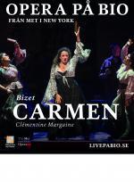 Carmen (The Met) poster