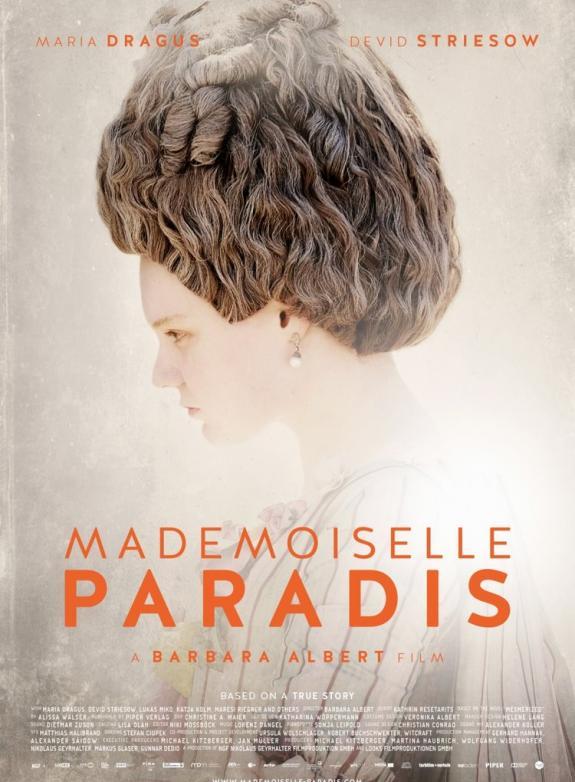 Mademoiselle Paradis poster
