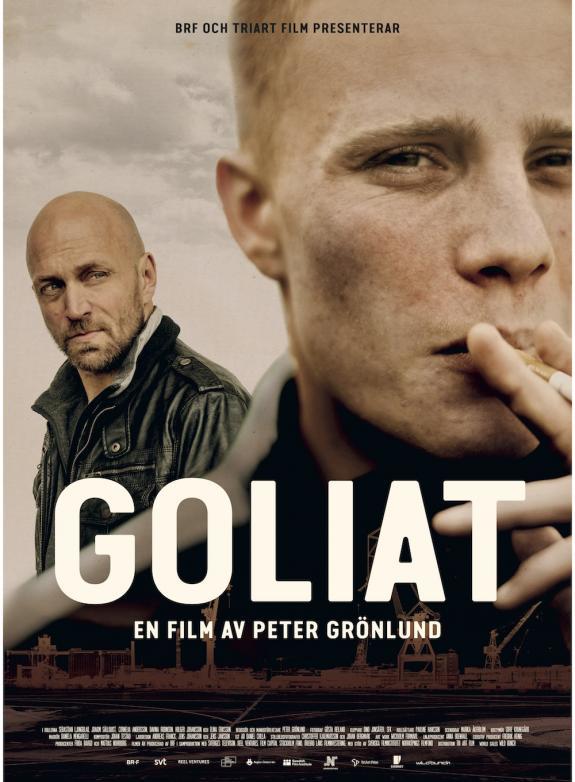 Goliat poster