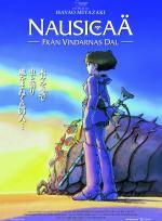Nausicaä från Vindarnas dal (Jap. tal) poster