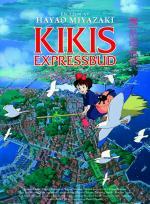 Kikis expressbud (Sv. tal) poster