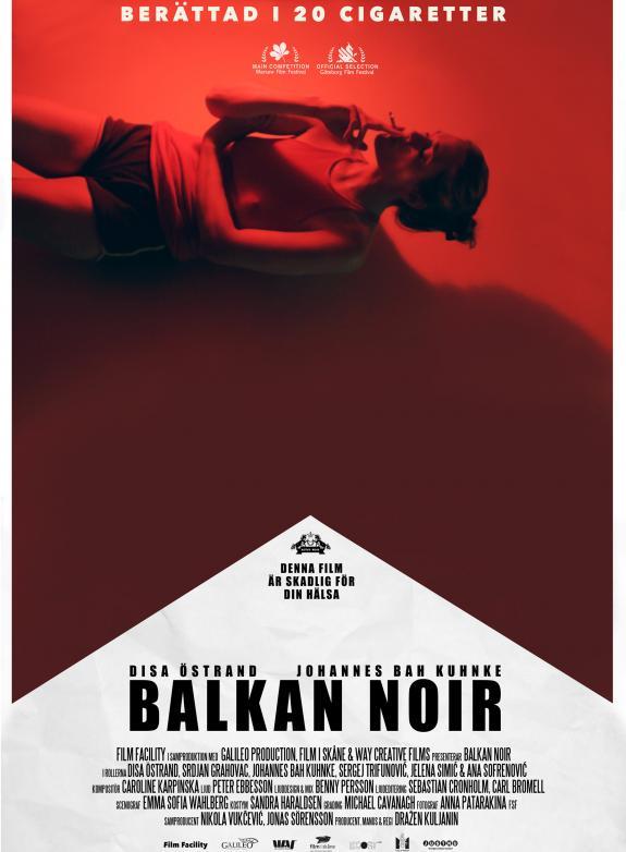 Balkan noir poster