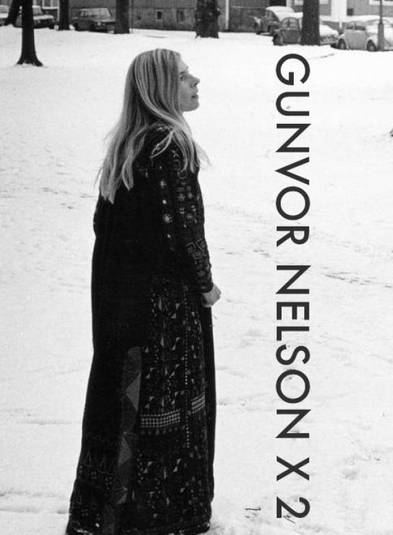 GUNVOR NELSON X 2 poster