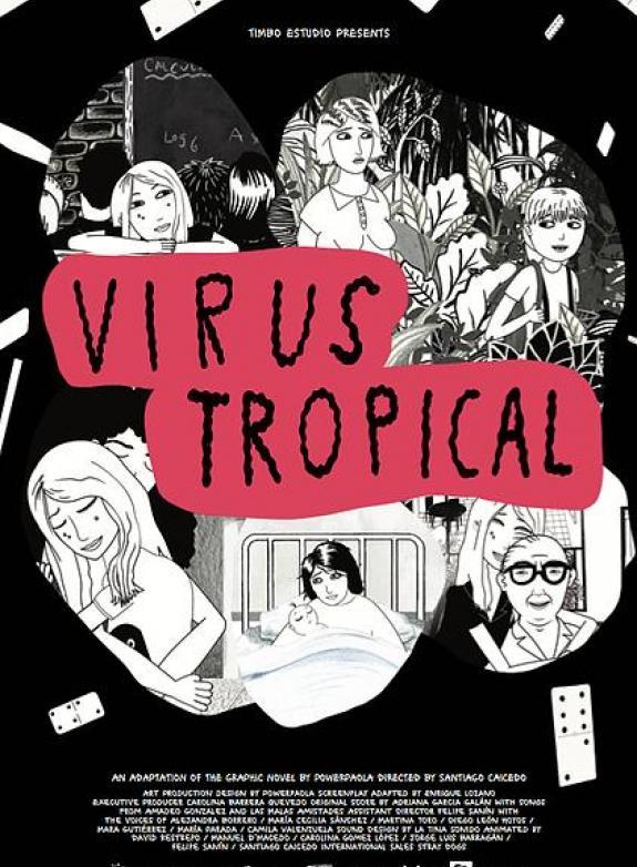 Virus Tropical poster