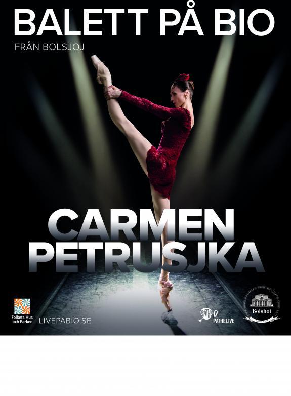 Carmen/Petrusjka poster