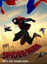 Spider-Man: Into The Spider-Verse  (Sv. tal) poster