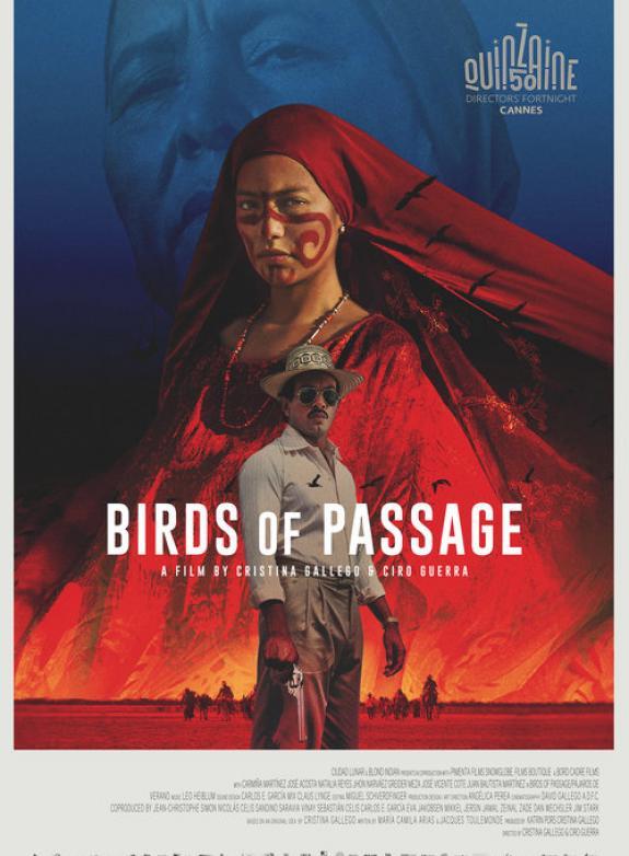 Birds of Passage poster
