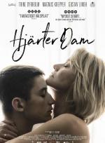 Hjärter Dam poster