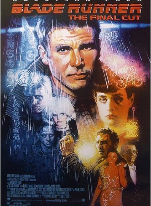 Blade Runner: The Final Cut poster