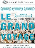 Le grand voyage poster
