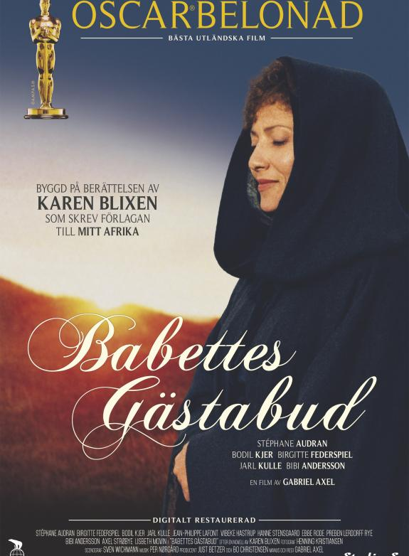 Babettes gästabud poster