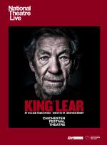 Kung Lear poster
