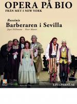 Barberaren i Sevilla poster
