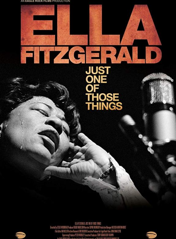 Ella Fitzgerald: Just One Of Those Things poster
