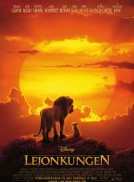 Lejonkungen (Sv. tal) poster