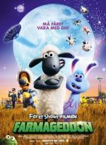 Fåret Shaun - Farmageddon (Sv. tal) poster