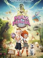 Max & Maja på det magiska museet (Sv. tal) poster