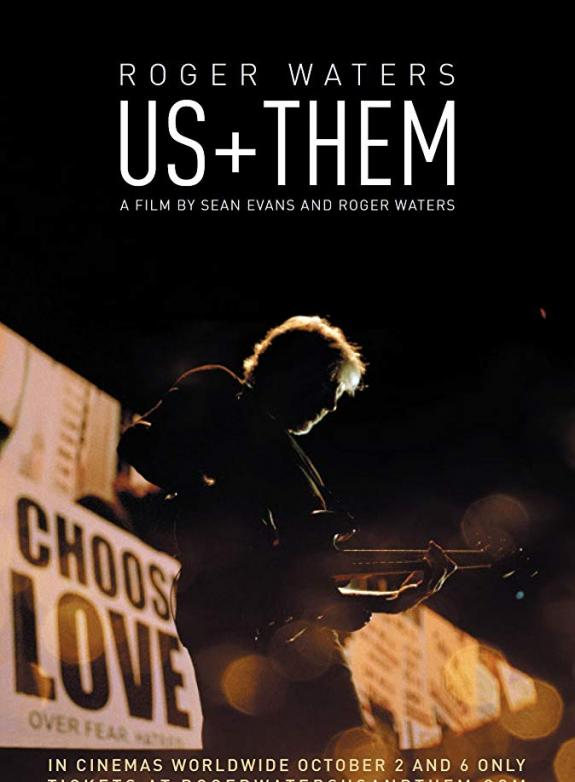 Roger Waters: Us + Them poster