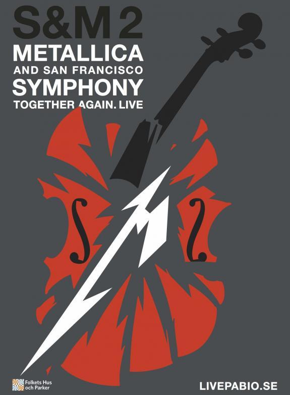 Metallica & San Francisco Symphony: S&M² poster