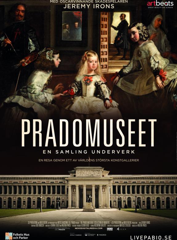 Pradomuseet - en samling underverk poster
