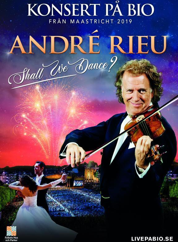 André Rieu – Shall We Dance? poster