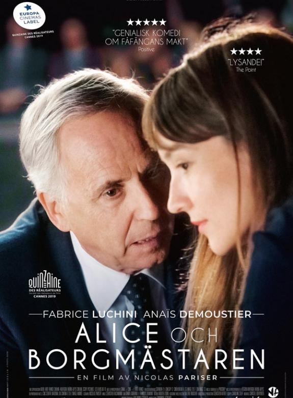 Alice och borgmästaren poster