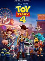 Toy Story 4 (Sv. tal) poster