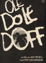 Ole dole doff poster