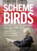 Scheme Birds (Sv. txt) poster