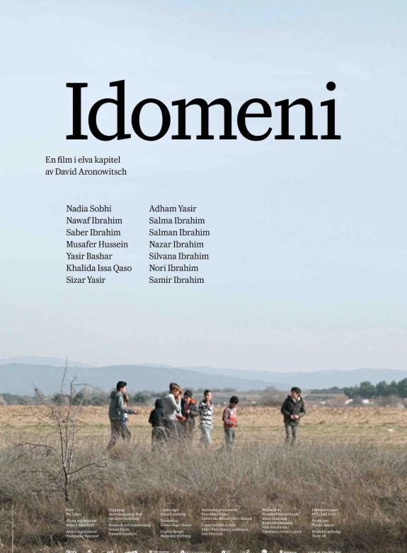 Idomeni (Sv. txt) poster