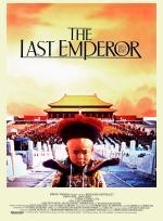 Den siste kejsaren poster