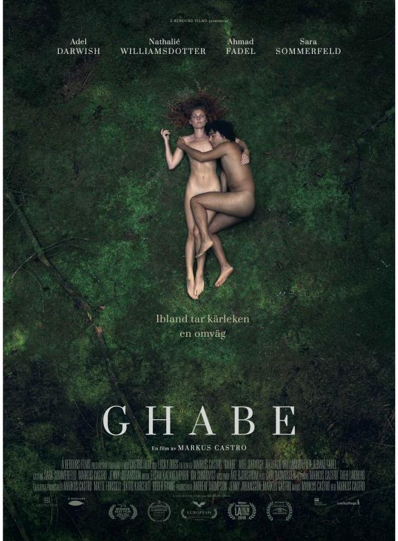 Ghabe poster