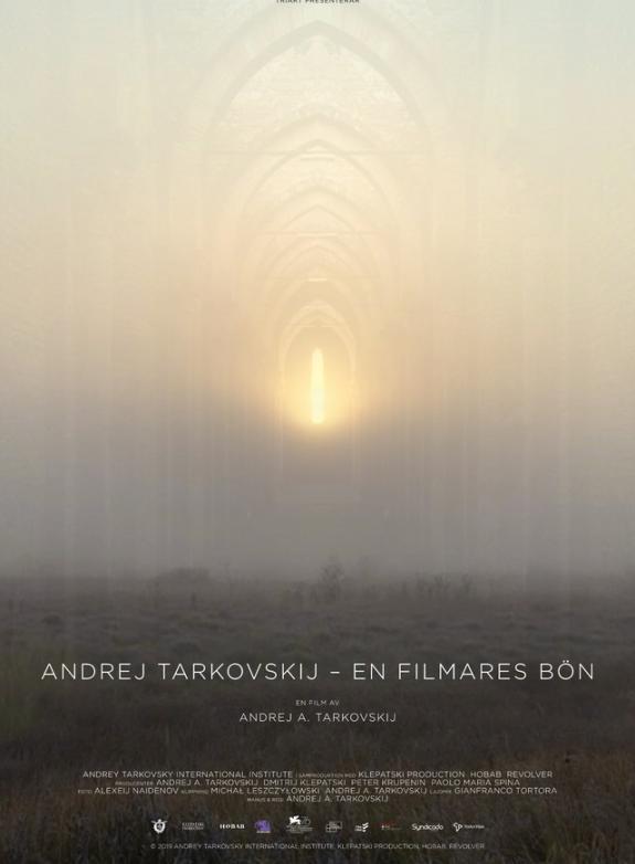 Andrej Tarkovskij - En filmares bön poster